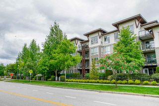 """Photo 1: 215 15988 26 Avenue in Surrey: Grandview Surrey Condo for sale in """"THE MORGAN"""" (South Surrey White Rock)  : MLS®# R2455844"""