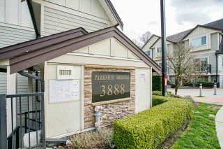 "Photo 4: 209 3888 NORFOLK Street in Burnaby: Central BN Townhouse for sale in ""PARKSIDE GREENE"" (Burnaby North)  : MLS®# R2561970"