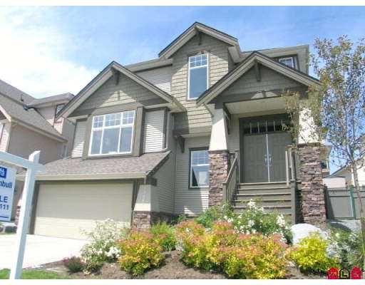 """Main Photo: 19667 68TH Avenue in Langley: Willoughby Heights House for sale in """"ROUTLEY RIDGE"""" : MLS®# F2716897"""