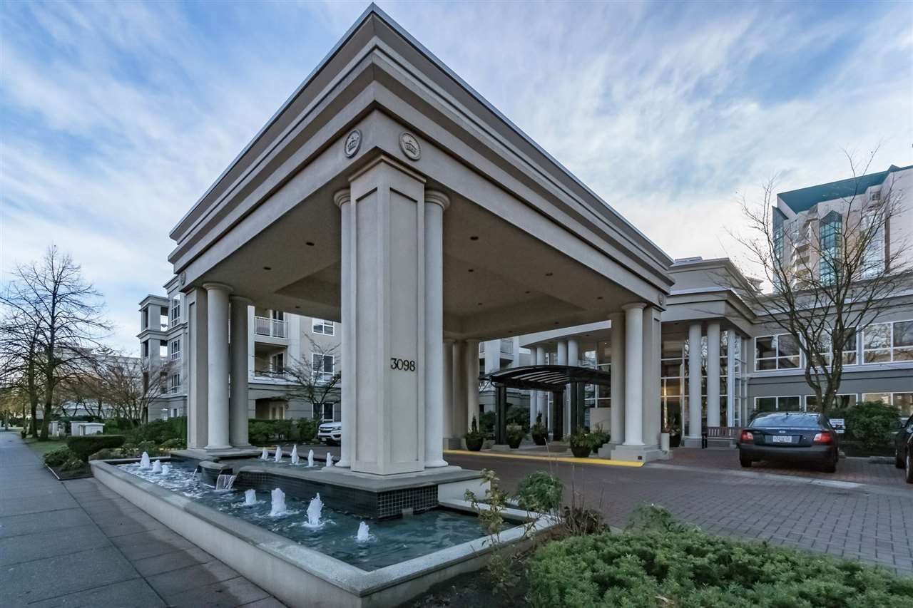 Main Photo: 217 3098 GUILDFORD WAY in Coquitlam: North Coquitlam Condo for sale : MLS®# R2228397