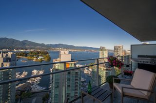 """Photo 27: 2701 1499 W PENDER Street in Vancouver: Coal Harbour Condo for sale in """"WEST PENDER PLACE"""" (Vancouver West)  : MLS®# R2614802"""