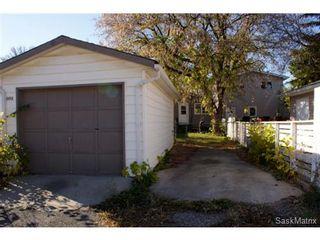 Photo 35: 1445 CONNAUGHT Street in Regina: Rosemont Single Family Dwelling for sale (Regina Area 02)  : MLS®# 514913