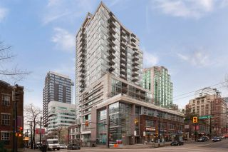 "Photo 1: 603 821 CAMBIE Street in Vancouver: Downtown VW Condo for sale in ""Raffles on Robson"" (Vancouver West)  : MLS®# R2527535"