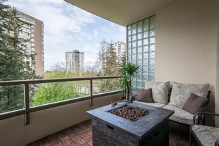 """Photo 16: 506 5885 OLIVE Avenue in Burnaby: Metrotown Condo for sale in """"METROPOLITAN"""" (Burnaby South)  : MLS®# R2167296"""