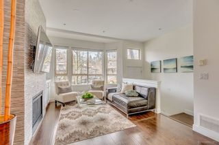 Photo 3: 85 100 KLAHANIE DRIVE in Port Moody: Port Moody Centre Townhouse for sale : MLS®# R2253692