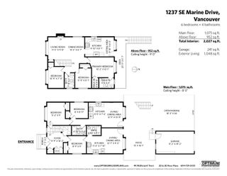 Photo 39: 1237 SE MARINE Drive in Vancouver: South Vancouver House for sale (Vancouver East)  : MLS®# R2625075