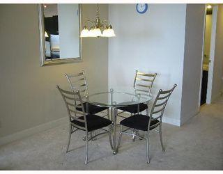 "Photo 7: 401 9320 UNIVERSITY Crescent in Burnaby: Simon Fraser Univer. Condo for sale in ""ONE UNIVERSITY CRESCENT"" (Burnaby North)  : MLS®# V646533"
