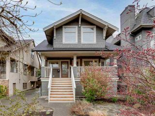 Photo 1: 3215 W 6TH AVENUE in Vancouver: Kitsilano House for sale (Vancouver West)  : MLS®# R2563237