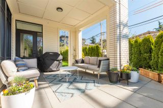 """Photo 3: 103 168 E 35TH Avenue in Vancouver: Main Townhouse for sale in """"JAMES WALK"""" (Vancouver East)  : MLS®# R2568712"""