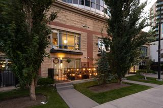 Main Photo: 731 2 Avenue SW in Calgary: Eau Claire Row/Townhouse for sale : MLS®# A1138358