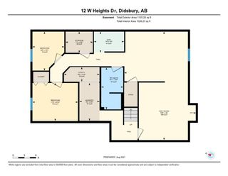 Photo 41: 12 West Heights Drive: Didsbury Detached for sale : MLS®# A1136791