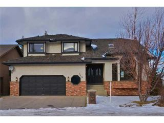 Main Photo: 115 CANTERBURY Court SW in Calgary: Canyon Mdws Estates House for sale : MLS®# C3653085