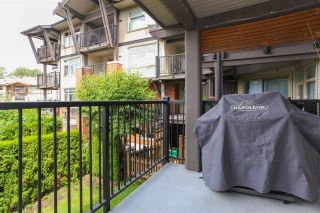 """Photo 16: 209 400 KLAHANIE Drive in Port Moody: Port Moody Centre Condo for sale in """"Tides"""" : MLS®# R2192368"""