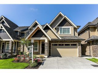 """Photo 1: 7687 211B Street in Langley: Willoughby Heights House for sale in """"Yorkson"""" : MLS®# F1405632"""