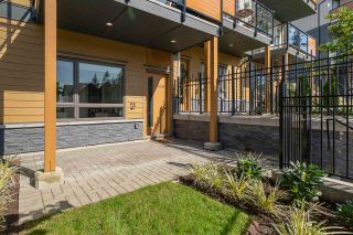 Photo 2: 108 3525 CHANDLER ST in COQUITLAM: Burke Mountain Townhouse for sale (Coquitlam)  : MLS®# R2409580