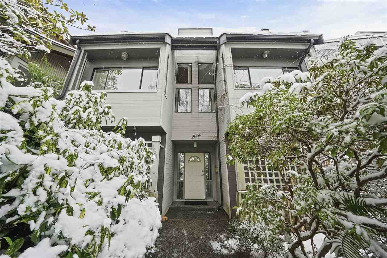 "Main Photo: 1944 MCNICOLL Avenue in Vancouver: Kitsilano 1/2 Duplex for sale in ""Kits Point"" (Vancouver West)  : MLS®# R2539941"