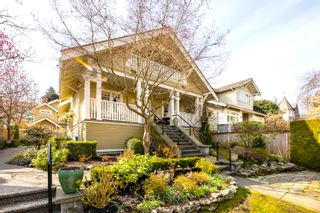 """Main Photo: 1956 W 14TH Avenue in Vancouver: Kitsilano 1/2 Duplex for sale in """"LOWER SHAUGHNESSY"""" (Vancouver West)  : MLS®# R2452367"""