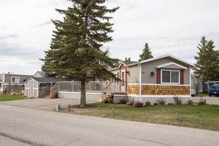 Main Photo: 51 3223 83 Street N.W. in Calgary: Greenwood/Greenbriar Mobile for sale : MLS®# A1102819
