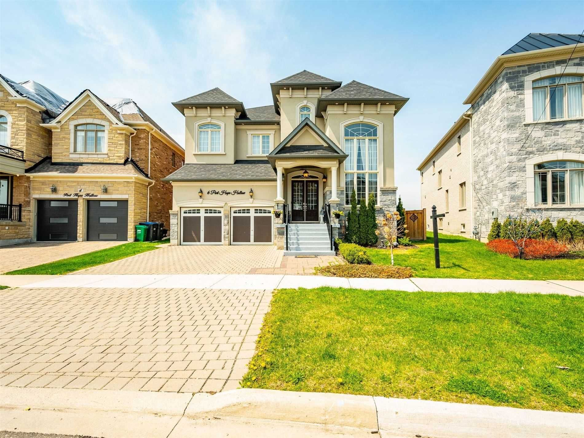 Main Photo: 6 Port Hope Hllw in Brampton: Bram West Freehold for sale : MLS®# W5212532