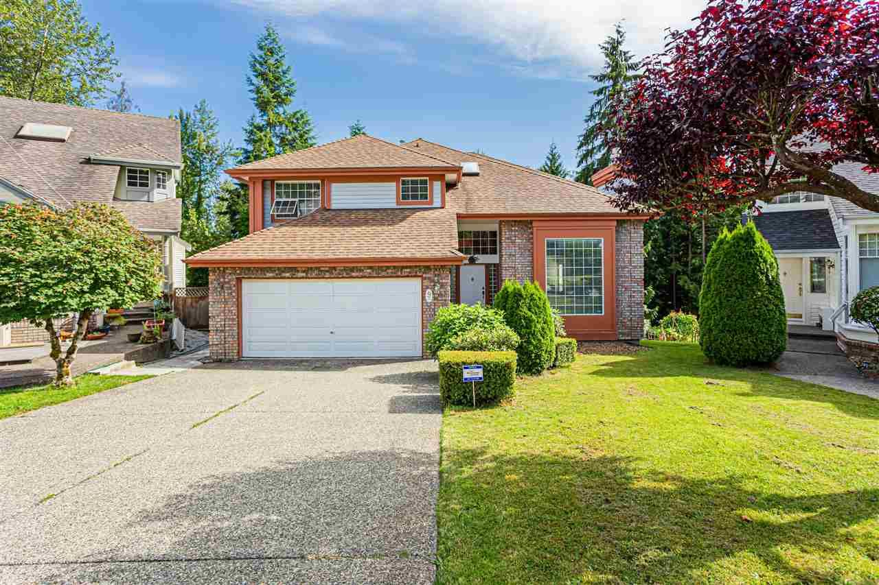 Main Photo: 9 ASPEN Court in Port Moody: Heritage Woods PM House for sale : MLS®# R2477947