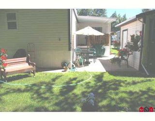 """Photo 6: 47 7610 EVANS Road in Sardis: Sardis West Vedder Rd Manufactured Home for sale in """"COTTONWOOD MHP"""" : MLS®# H2703095"""