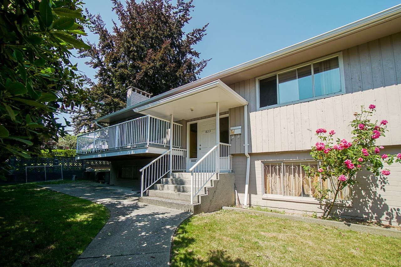 Main Photo: 823 SANGSTER Place in New Westminster: The Heights NW House for sale : MLS®# R2599554