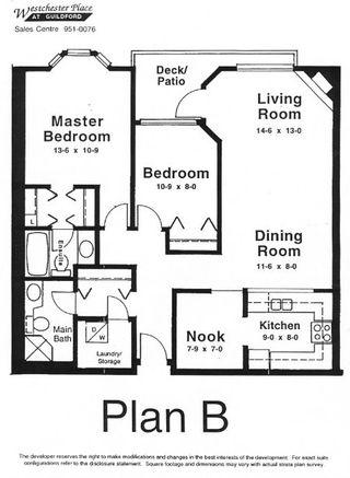 Photo 6: #306, 9940 151 Street, Surrey: Condo for sale (Guildford)  : MLS®# 2401548