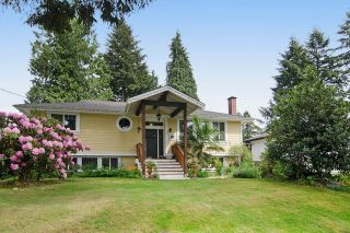 Photo 1: 431 TRINITY Street in Coquitlam: Central Coquitlam House for sale : MLS®# R2065057