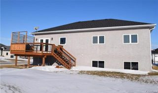 Photo 13: 12 Kingsley Gate in Niverville: Fifth Avenue Estates Residential for sale (R07)  : MLS®# 1801680