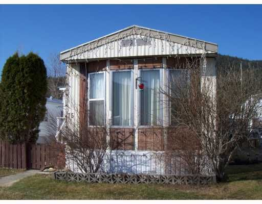 "Main Photo: 75 3001 MACKENZIE Avenue in Williams_Lake: Williams Lake - City Manufactured Home for sale in ""GREEN ACRES MHP"" (Williams Lake (Zone 27))  : MLS®# N190810"