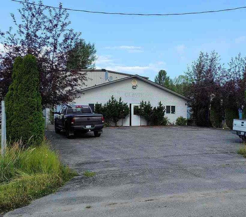 Main Photo: 8603 N KELLY Road in Prince George: North Kelly Industrial for sale (PG City North (Zone 73))  : MLS®# C8038546