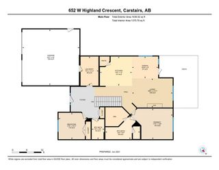 Photo 36: 652 West Highland Crescent: Carstairs Detached for sale : MLS®# A1116386