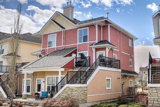 Main Photo: 164 WEST SPRINGS Road SW in Calgary: West Springs Row/Townhouse for sale : MLS®# A1103550