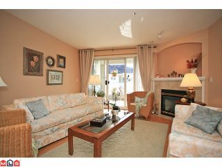 """Photo 3: 311 20120 56TH Avenue in Langley: Langley City Condo for sale in """"Blackberry Lane I"""" : MLS®# F1117783"""