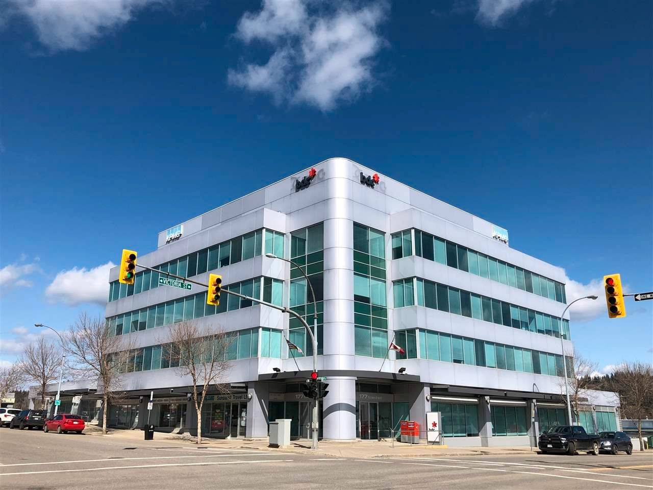 Main Photo: 100 177 VICTORIA Street in Prince George: Downtown PG Office for lease (PG City Central (Zone 72))  : MLS®# C8038352
