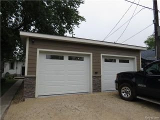 Photo 13: 370 Cabana Place in WINNIPEG: St Boniface Residential for sale (South East Winnipeg)  : MLS®# 1421943