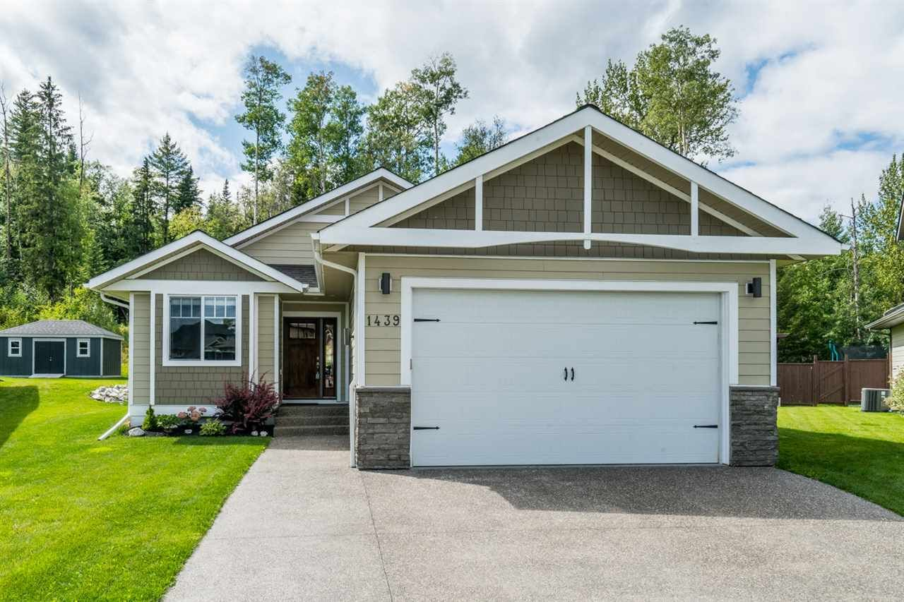 Main Photo: 1439 OMINECA Place in Prince George: Charella/Starlane House for sale (PG City South (Zone 74))  : MLS®# R2486806