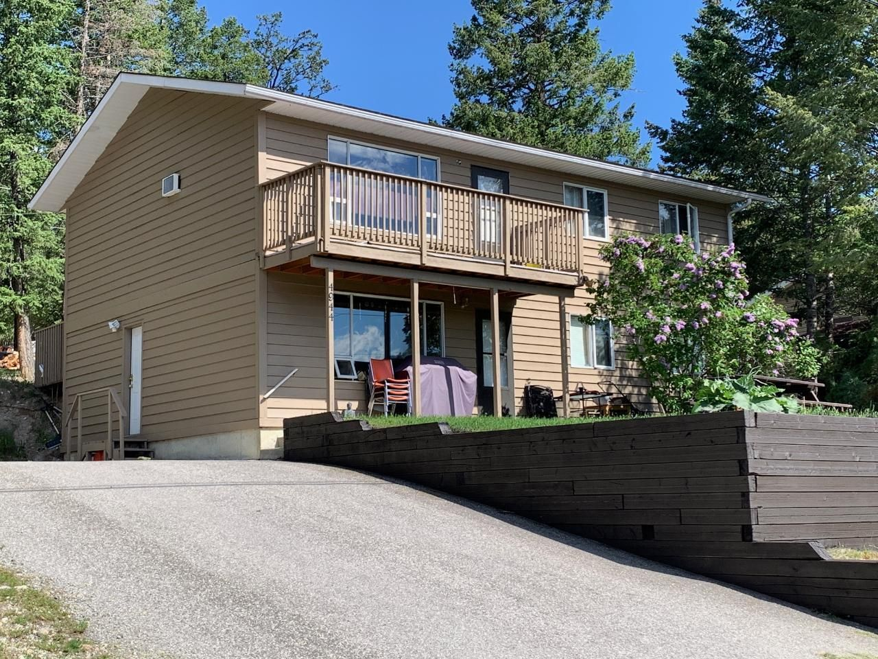 Main Photo: 4944 HOT SPRINGS RD in Fairmont Hot Springs: House for sale : MLS®# 2457458