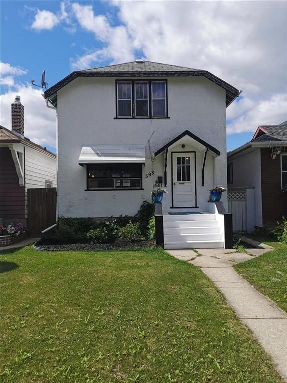 Main Photo: 398 Arlington Street in Winnipeg: West End Residential for sale (5A)  : MLS®# 202022197
