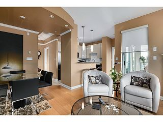"""Photo 2: 601 160 E 13TH Street in North Vancouver: Central Lonsdale Condo for sale in """"THE GRANDE"""" : MLS®# V1027451"""