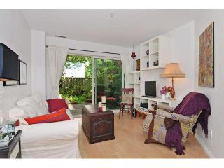 """Photo 2: 106 633 W 16TH Avenue in Vancouver: Fairview VW Condo for sale in """"BIRCHVIEW TERRACE"""" (Vancouver West)  : MLS®# V1125999"""