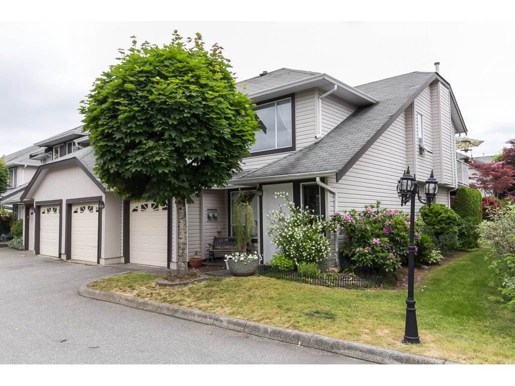 Main Photo: 134 3160 TOWNLINE ROAD in : Abbotsford West Townhouse for sale : MLS®# R2361430