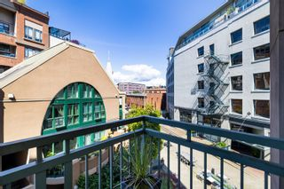 """Photo 10: 311 1 E CORDOVA Street in Vancouver: Downtown VE Condo for sale in """"Carral Station"""" (Vancouver East)  : MLS®# R2606790"""