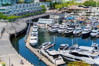 """Photo 22: 803 323 JERVIS Street in Vancouver: Coal Harbour Condo for sale in """"ESCALA"""" (Vancouver West)  : MLS®# R2591803"""