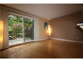 """Photo 5: 11 460 W 16TH Avenue in Vancouver: Cambie Townhouse for sale in """"Cambie Square"""" (Vancouver West)  : MLS®# V1054620"""