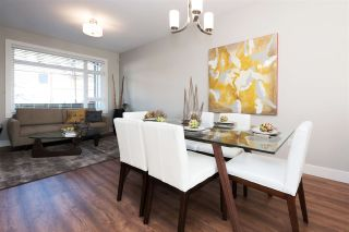 "Photo 3: 127 3528 SHEFFIELD Avenue in Coquitlam: Burke Mountain 1/2 Duplex for sale in ""WHISPER"" : MLS®# R2137564"