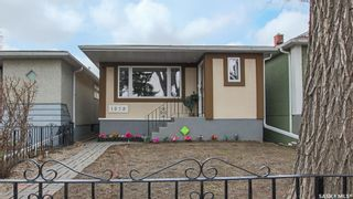 Main Photo: 1858 QUEBEC Street in Regina: General Hospital Residential for sale : MLS®# SK852045