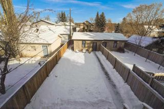 Photo 38: 10209 90 Street in Edmonton: Zone 13 House Half Duplex for sale : MLS®# E4229050