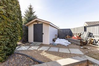 Photo 42: 126 Holmes Crescent in Saskatoon: Stonebridge Residential for sale : MLS®# SK847276