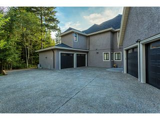 Photo 19: 1025 THOMSON Road: Anmore House for sale (Port Moody)  : MLS®# V1090116
